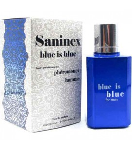 SANINEX PERFUME PHeROMONES BLUE IS BLUE MEN