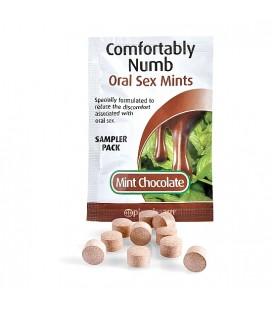 COMFORTABLY NUMB MINTS SABOR CHOCOLATE MINT