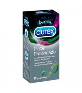 DUREX PLACER PROLONGADO 12 UDS