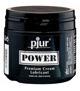 PJUR POWER CREMA LUBRICANTE PERSONAL 500 ML